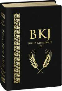 Biblia King James Fiel-1611 Ultra Gigante Preta