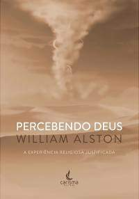 Percebendo Deus - William Alston