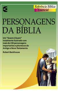 Personagens da Bíblia - Robert Back house