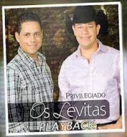 Cd Os Levitas Privilegiado (Somente Play Back)