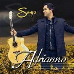 Cd Adriano Sama  (Somente Play Back)