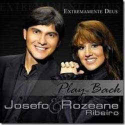 Cd Josefo e Rozeane Ribeiro A Face da Gloria Extremamente Deus (Somente Play Back)