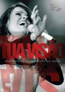 Dvd Diante do Trono 12 Tua Visao